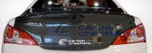 Genesis Coupe Carbon Creations OEM Trunk 2010 - 2013