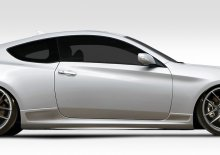 Extreme Dimensions VG-R Side Skirts Genesis Coupe 2010 - 2014